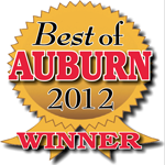 2012 Best of Auburn Winner