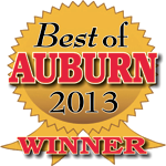 2013 Best of Auburn Winner