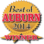 2014 Best of Auburn Winner