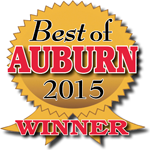 2015 Best of Auburn Winner